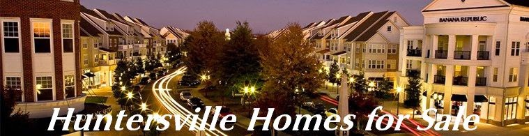 Huntersville Homes For Sale