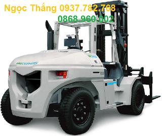 Xe nâng diesel 6 - 10 tấn Unicarriers