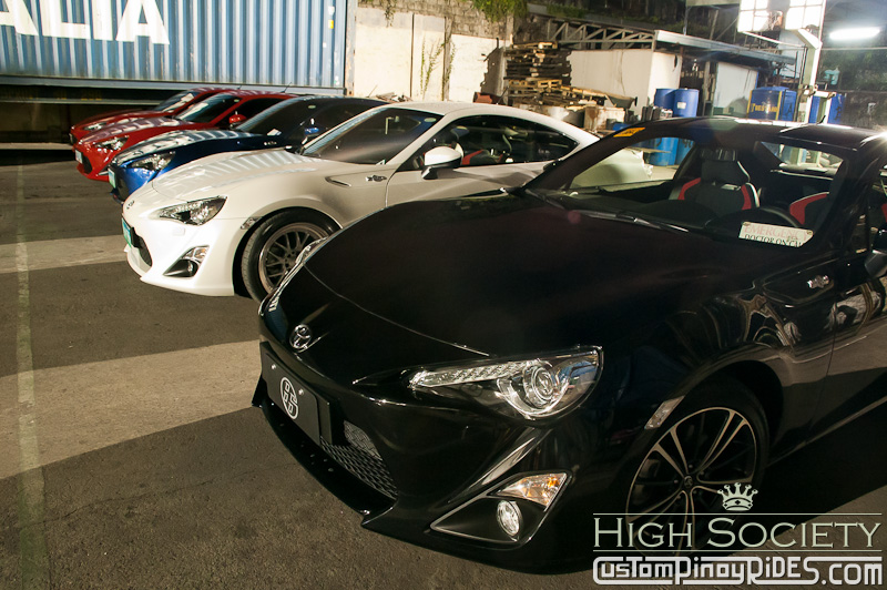 High Society 86 BRZ Meet Custom Pinoy Rides Pic23