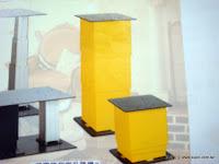 裝潢五金 品名:將軍牌-遙控合室昇降機-1 規格:30*31CM 型式:單管 功能:用於合室房作桌面昇降用 玖品五金