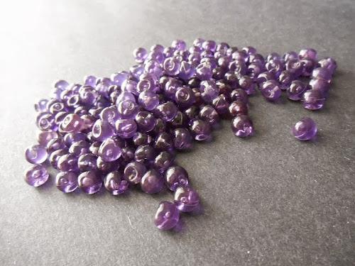 Vintage Lavender Drop Bead Givaway
