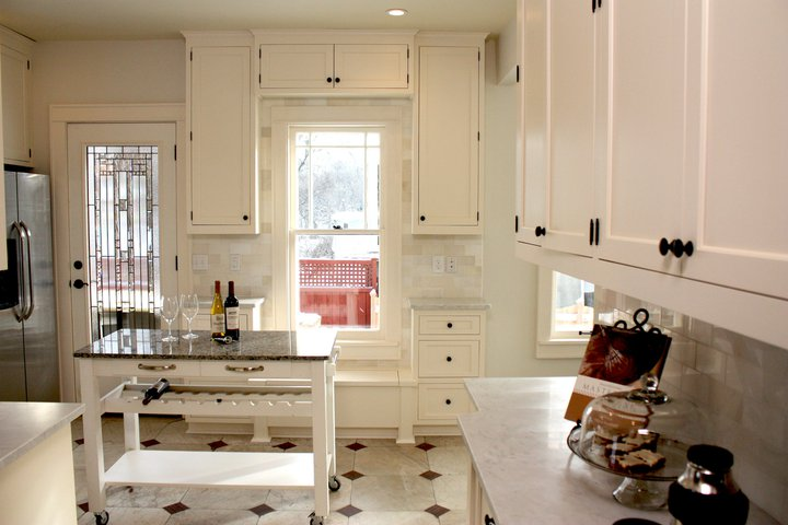 Here are some great pictures I found on the blog of The Tile Shop