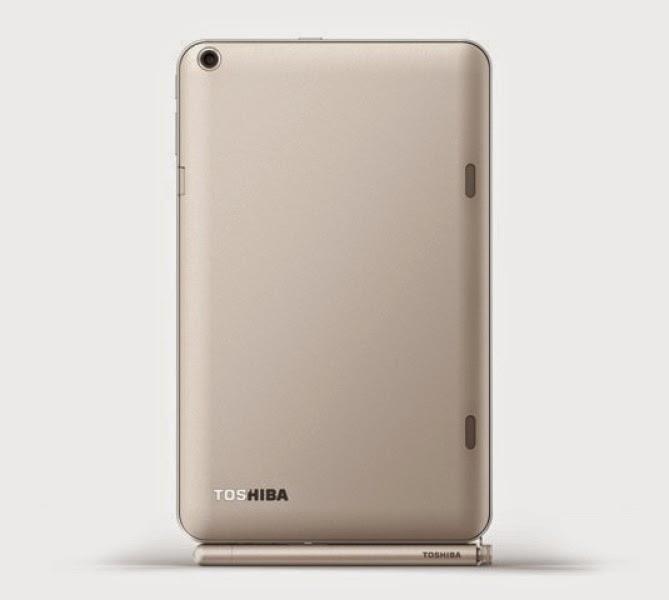 Tablet giá rẻ của Toshiba đi kèm bút cảm ứng Wacom - 59325