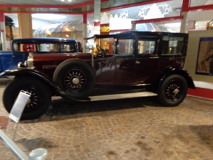 Musée de l'aventure Peugeot à Sochaux DSC01176