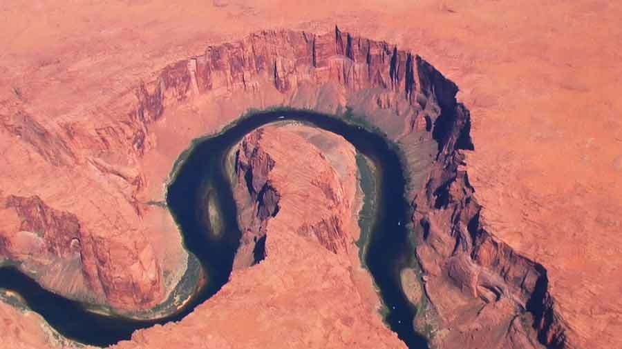Is Horseshoe bend in the Grand Canyon