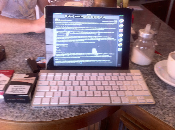 Blogsy und Kaffe