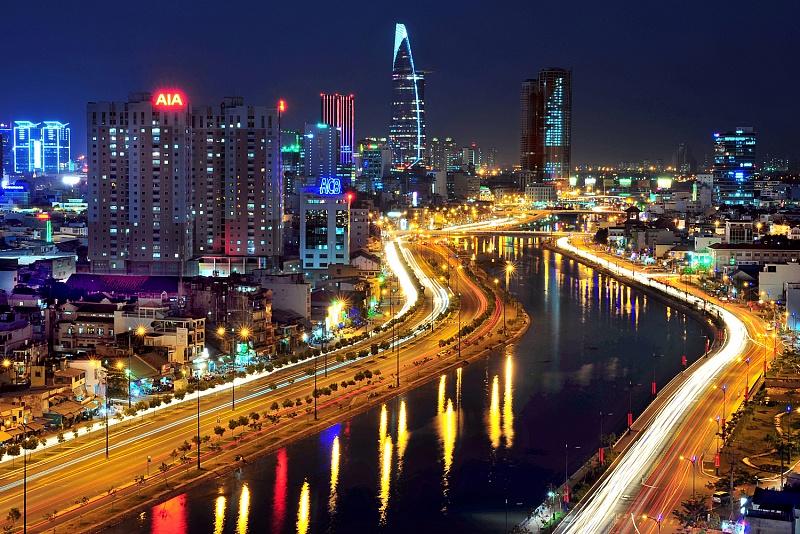 Đại Lộ Võ Văn Kiệt - Đại lộ Ánh Dương đẹp nhất Việt Nam