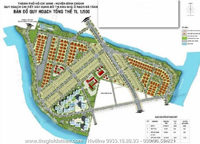 Bán Đất nền Dự án Đại Phúc Residences   Bình Chánh