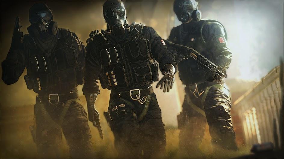 I protagonisti di Siege
