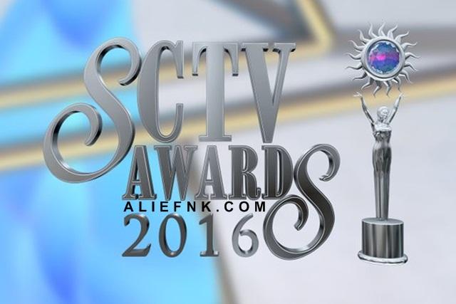 SCTV Awards 2016 [image by @SCTV_]