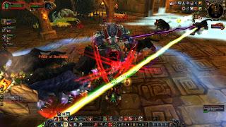 World of Warcraft 4.1 zulgurub