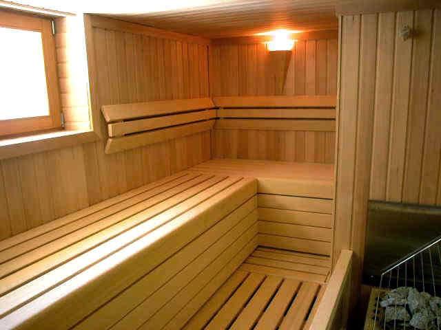 Sauna Hotel Alpenblick in Bad Gastein