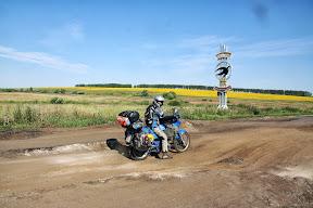 Ulazak u Republiku Mordoviju, Ruska Federacija
