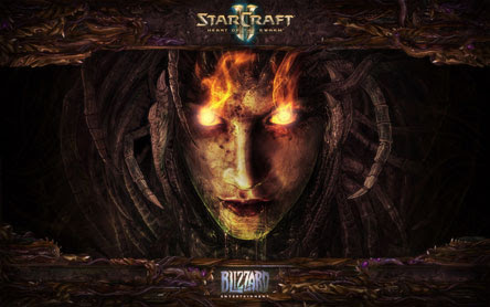 Game PC Terbaru Terbaik Tahun 2012 - Starcraft 2 - Heart of the Swarm