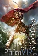 Tề Thiên Đại Thánh-tiền Tây Tiến - Monkey King poster