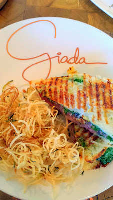 Lunch At Giada In The Cromwell Las Vegas Pechluck S