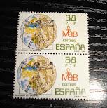 sellos El hombre y la biosfera