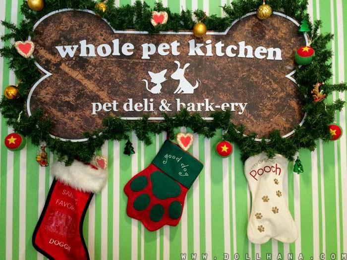 whole pet kitchen dog cafe san juan wilson dog treats barkery