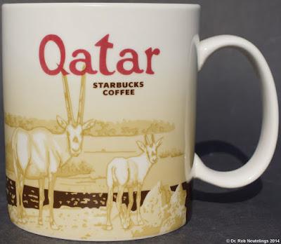 Qatar / قطر www.bucksmugs.nl