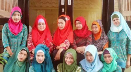 salon muslimah