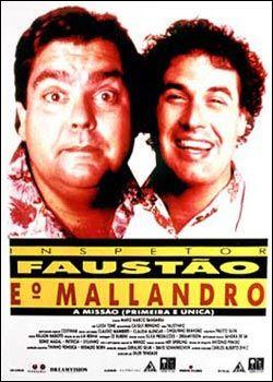 Download - Inspetor Faustão e o Mallandro - DVDRip AVI Nacional
