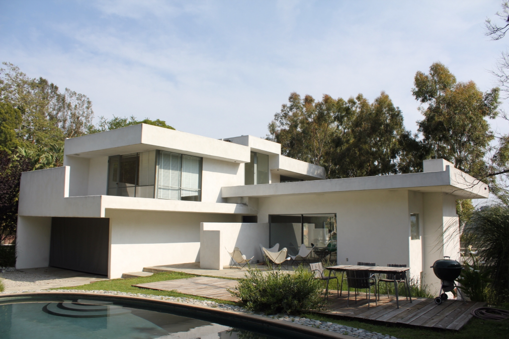 Austin cubed lost in los angeles schindler 39 s fitzpatrick for Leland house
