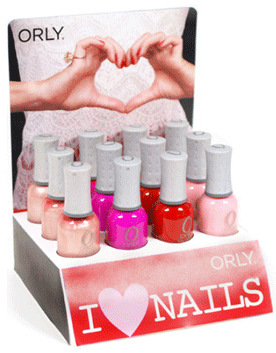 Orly I Love Nails Collection