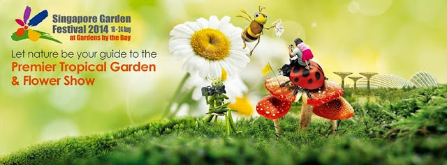 Garden By The Bay August 2014 event: singapore garden festival 2014 back on 16 august! – [ xinyun ]