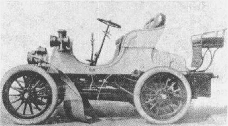 Gasmobile / American Voiturette