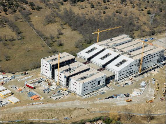 Jornadas de Puertas Abiertas del nuevo Hospital de Villalba