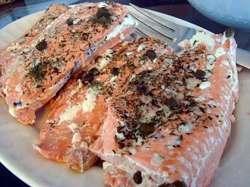 Garlic & Dill Salmon