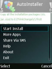instal1 Free Download Application Stopwatch Plus: Stopwatch Application on Nokia phones s60v3