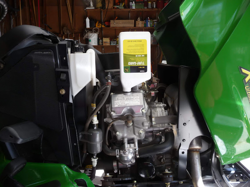 John Deere Fuel Filter Replacement : X fuel filter replacement mytractorforum the