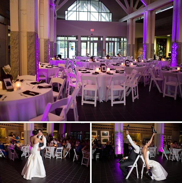 Photography: Lindsay Fauver Photography // Event Venue: Norfolk Botanical  Garden // Bridal Gown: Formal Envy // Caterer: Sweetwater Cuisine //  Bridesmaids ...