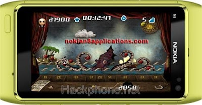 Cannonball Nokia