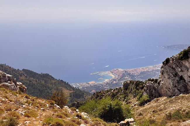 Traversée des Alpes, du lac Léman à la Méditerranée Gr5-briancon-mediterranee-col-berceau-2
