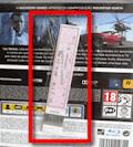 Selo garantia GTA 5