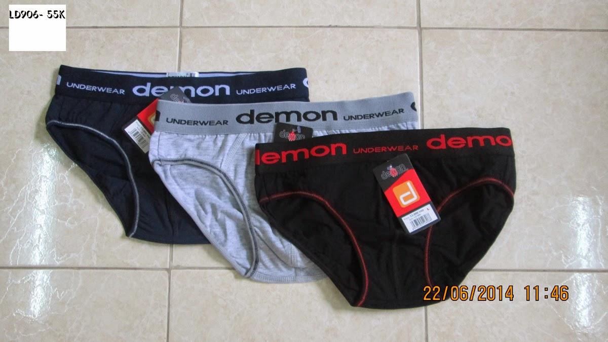 Quần sịp, quần chíp, quần lót nam Demon - LD906