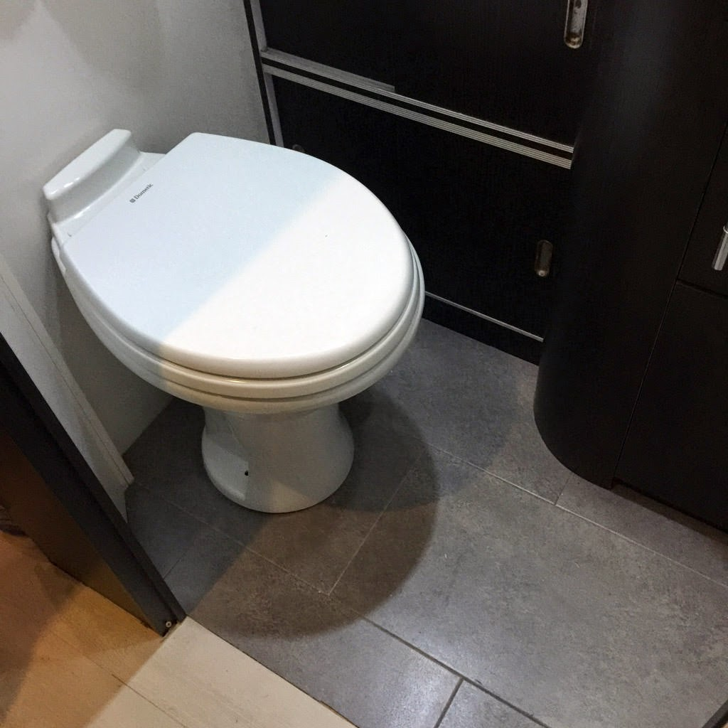 How To Install A New Rv Toilet