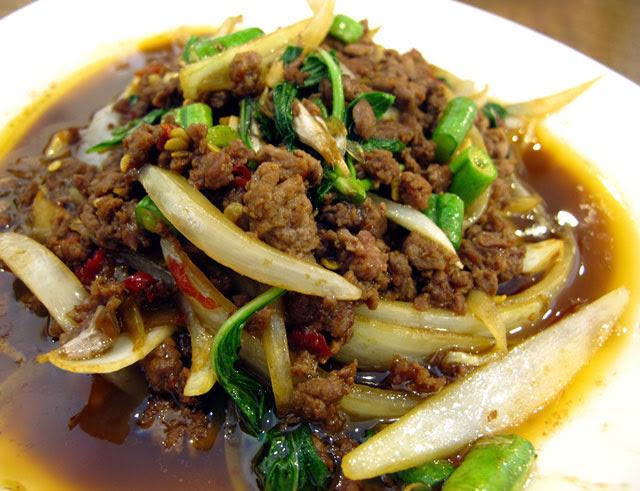 打拋牛-泰僑村台中泰式料理