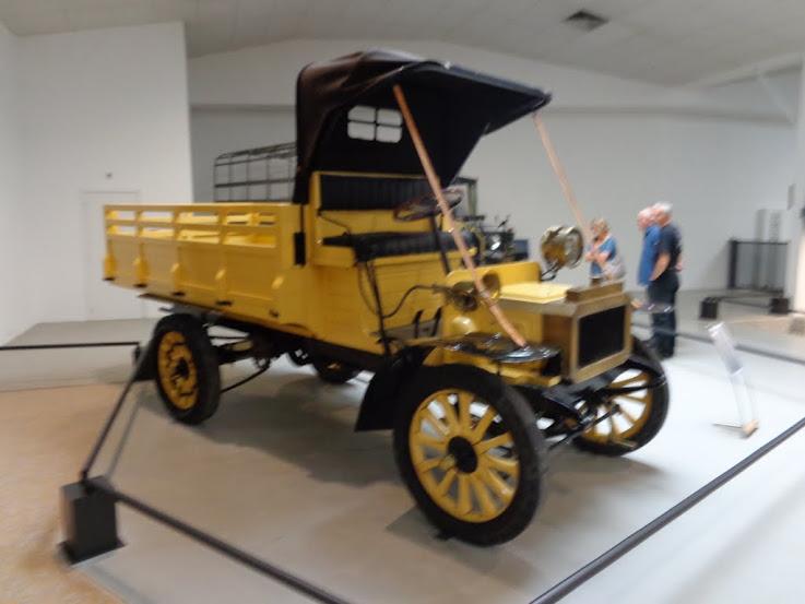 Musée de l'aventure Peugeot à Sochaux DSC01253