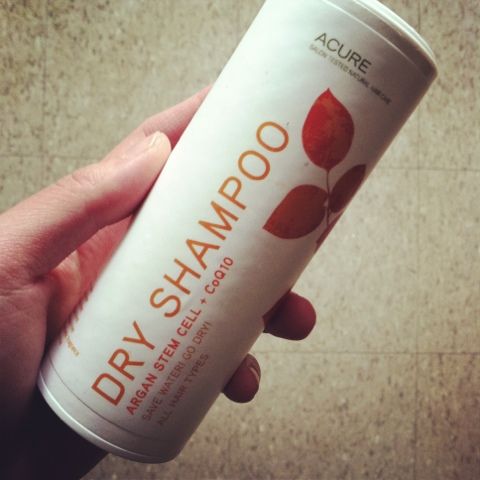 Acure Organics Dry Shampoo