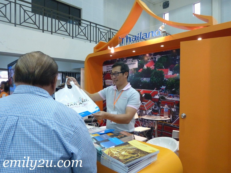 MITM Travel Fair 2012
