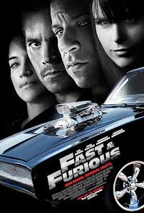 Quá Nhanh Quá Nguy Hiểm 4 - Fast And Furious poster