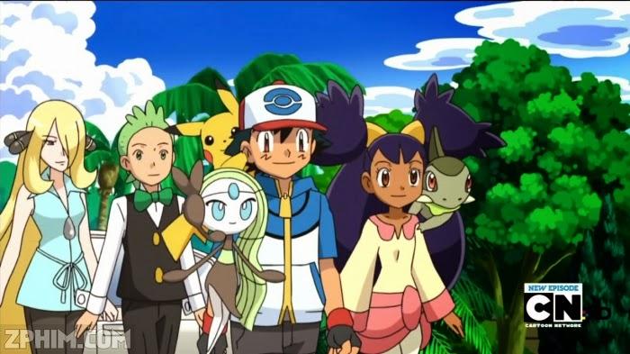 Ảnh trong phim Bảo Bối Thần Kỳ 15 - Pokemon Season 15 2