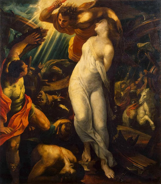 Francisco Ribalta - Martyrdom of St Catherine