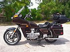 1981 Honda Gold Wing Goldwing GL1100 touring cruise cd player nice overall shape