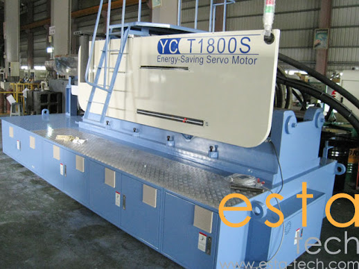Year Chance YC T1800S - Injection Moulding Machine