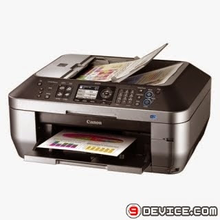 pic 1 - the way to get Canon PIXMA MX876 laser printer driver