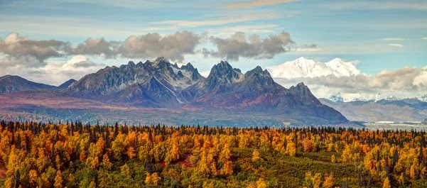 McKinley Park - Alaska